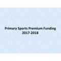Primary Sports Premium Funding 2018-2019