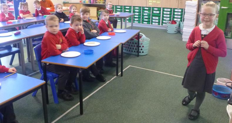 We have been learning about our local history,