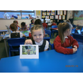 We learnt about the UK, the Arctic, & the weather!