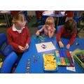 Exploring numbers.