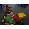 Golden time toys- our favourite bit!