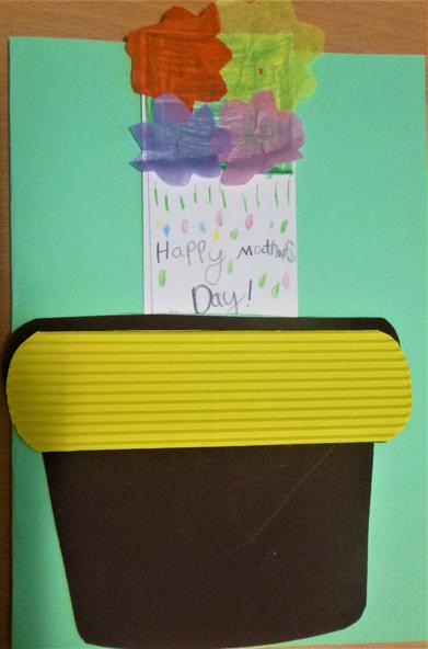Happy Mother's Day from Class 5 Frogs