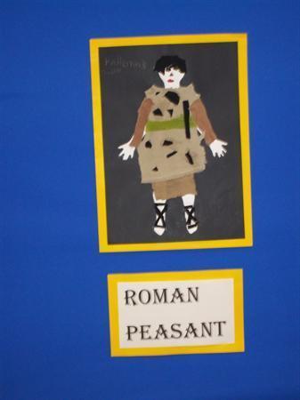 Roman Peasant