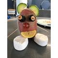 PSHE - Creating a potato character