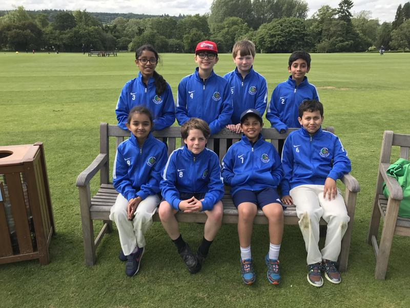 Joint 2nd Place - Lost out by runs scored