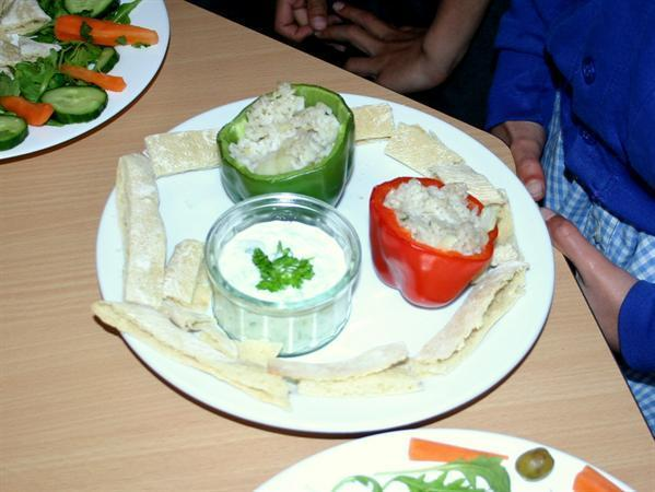 Greek Meze 2013