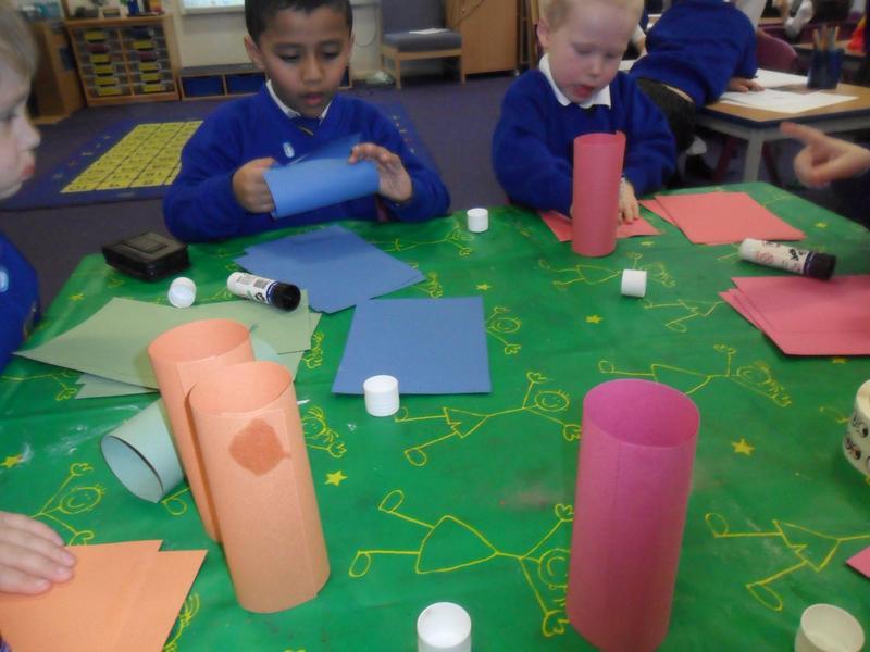 Making paper elephants