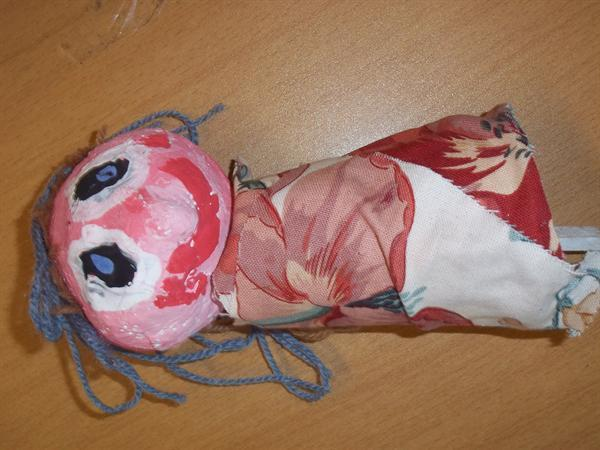Punch & Judy puppets (Victorians & Playscripts)