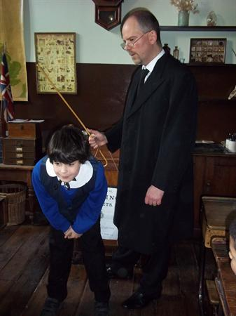 Victorian School Experience, Reading Museum