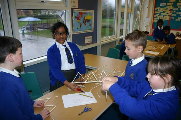 Investigating triangles
