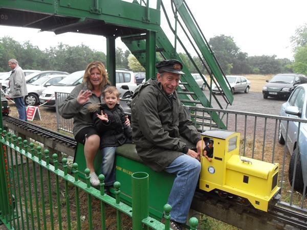 Even the adults had fun !!