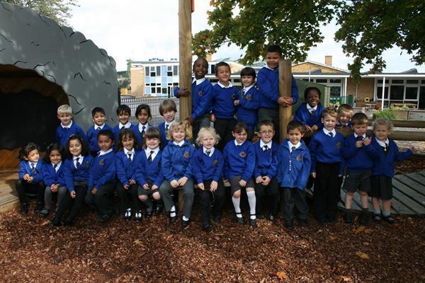 Our class September 2011