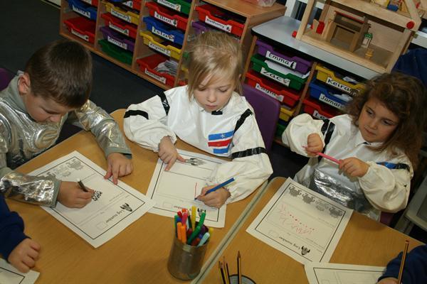 Writing a space log
