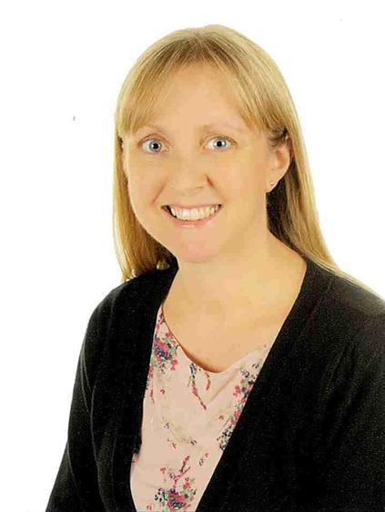 Mrs Hardwick, Headteacher