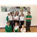 School Council members in Years 4-6
