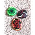 Mia's mandala stones