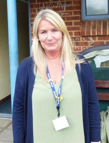 Mrs Ford - Learning Mentor