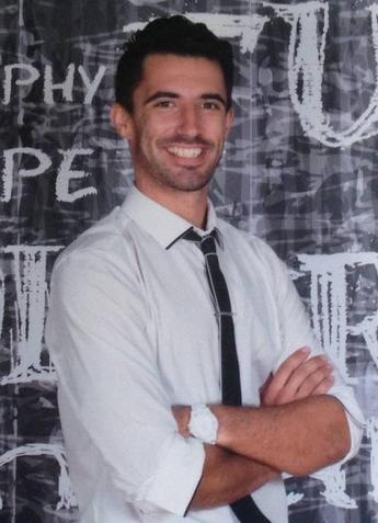 Mr Davis - Year 5 Teacher