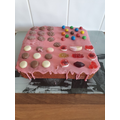 Amelia made a cake for her brother