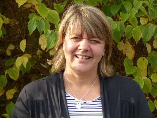 Mrs Hill - Business Manager