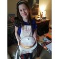 Izzy's cake