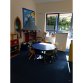 Literacy and Book Nook areas