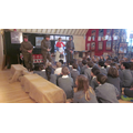 Year 5 trip to WW1 Exhibition at Chartwell