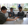 Science at Oxted School