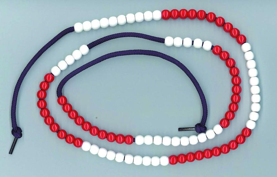 A beadstring