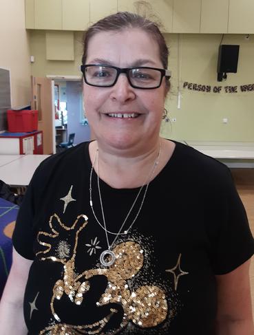 Mrs J Bruce - Midday Supervisor