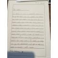 A super letter