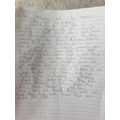 A wonderfully written story