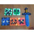 Hamma Bead creations