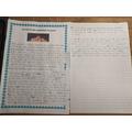 Beautiful La Luna story writing
