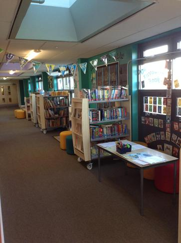 Key Stage Two Library