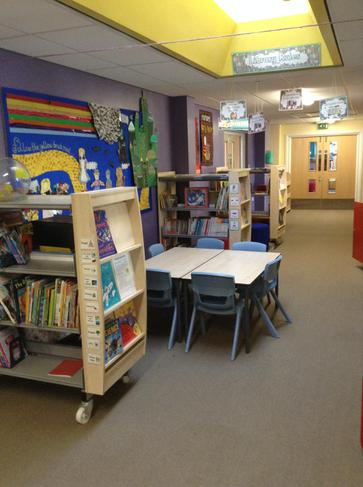 Key Stage One Library