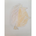Gorgeous Hedgehog drawing