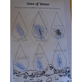 We discussed the uses of water.