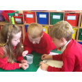We are learning about dissolving