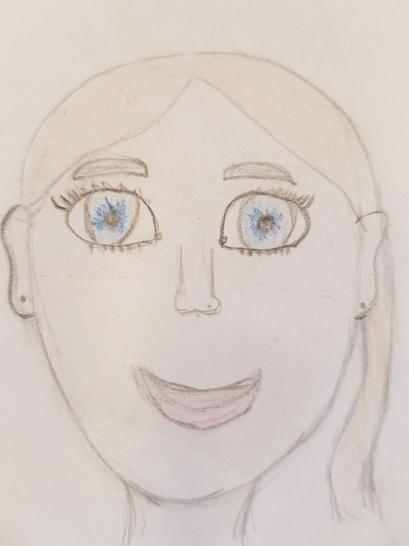 Danielle the Cook by Holly Y6