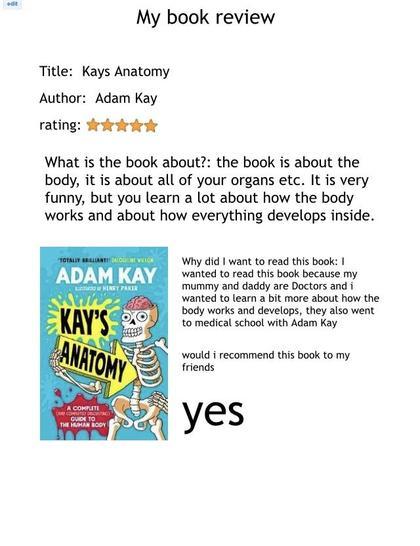 Charlie has written an interesting book review