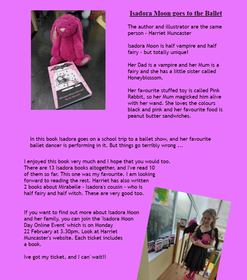 Wow! What a beautifully written, and detailed book review! Great costume too