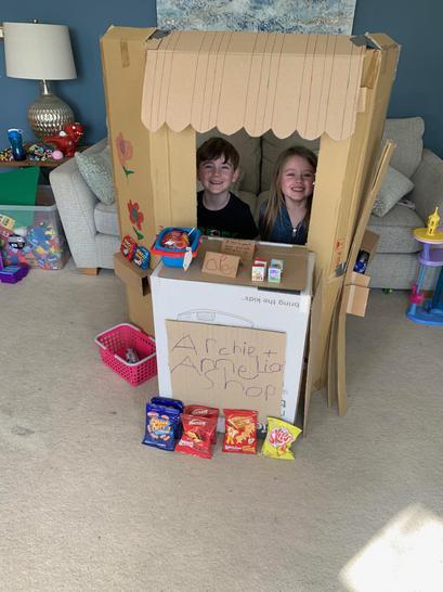 Brilliant teamwork you two! What a fantastic shop you have built!