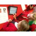 Researching Queen Victoria.
