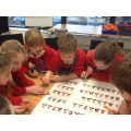 We looked at a poster of the AMs in Wales