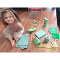 14 Green items found by Daisy