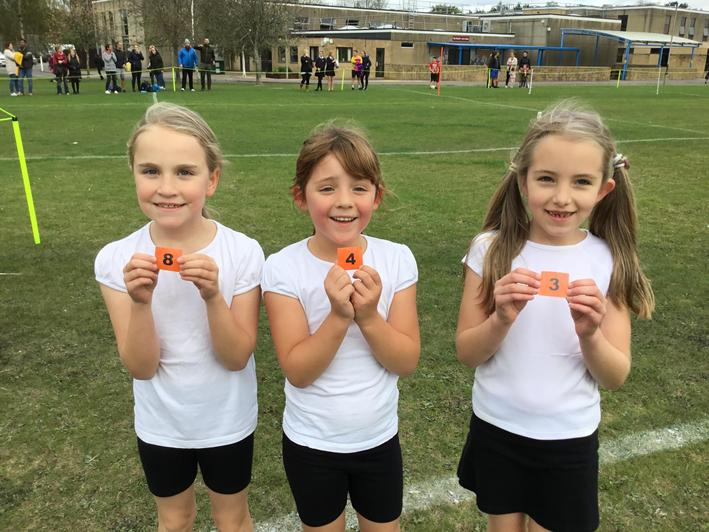 Year 3 girls - look at the results!