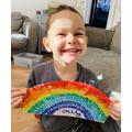 Grear rainbow Ollie!