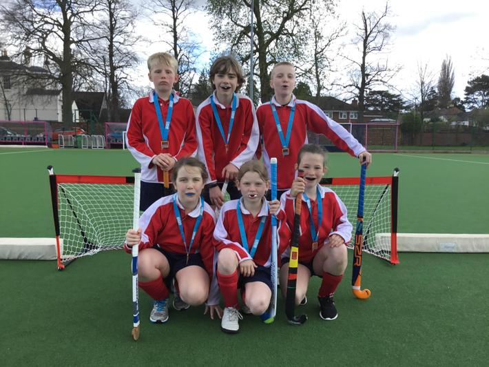 Cirencester Whites - 3rd place