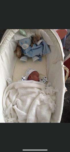 Little baby Jacob!